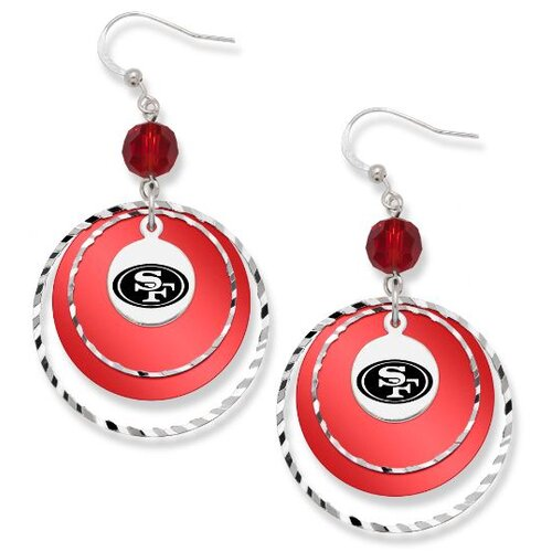 LogoArt® NFL Game Day Earrings