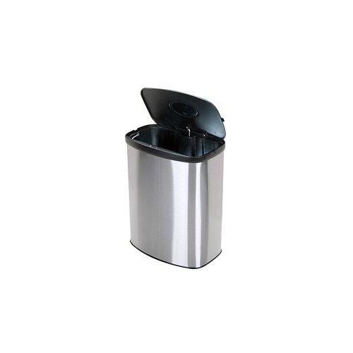 Nine Stars 2.1 Gallon Stainless Steel Motion Sensor Trash Can