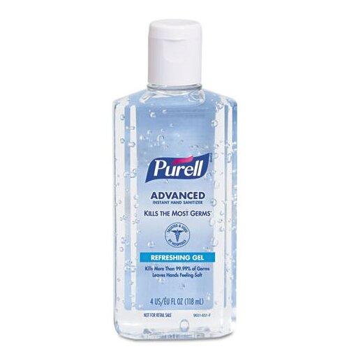 Purell® Instant Hand Sanitizer - 4 OZ / 24 per Carton