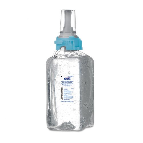 Purell® Advanced Green Certified Instant Gel Hand Sanitizer Refill - 40.57 OZ