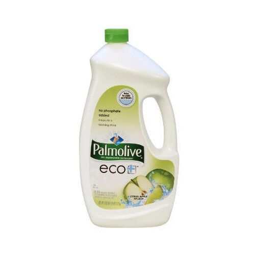 Palmolive Eco Dishwashing Liquid Citrus Apple Scent Bottle