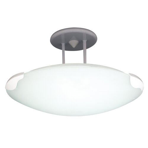 PLC Lighting Concord Semi Flush Mount
