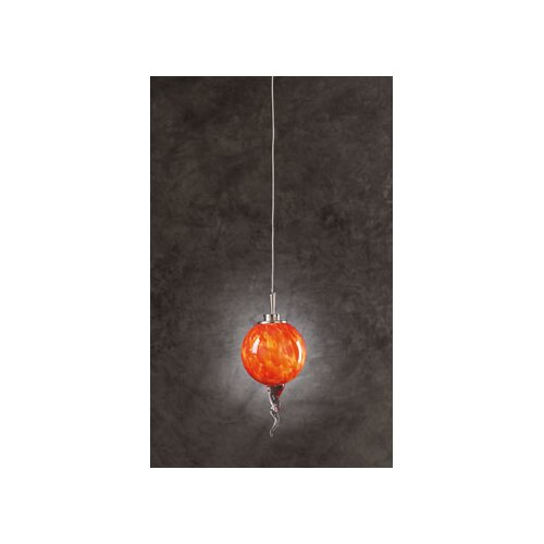 PLC Lighting Stratus 1 Light Mini Pendant