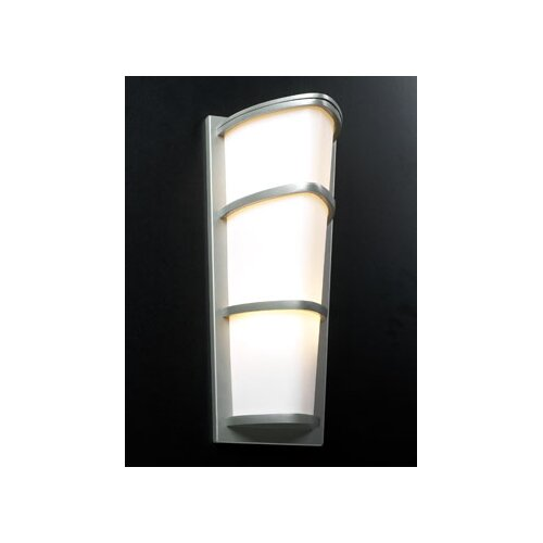 PLC Lighting Alegria 2 Light Outdoor Wall Lantern
