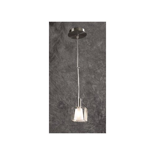 PLC Lighting Ice-I 1 Light Mini Pendant