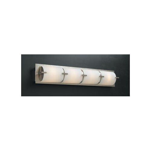PLC Lighting Ibex 4 Light Bath Bar