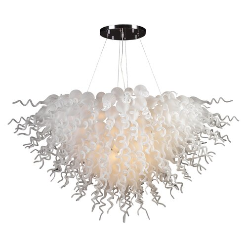 PLC Lighting Elixir 13 Light Pendant