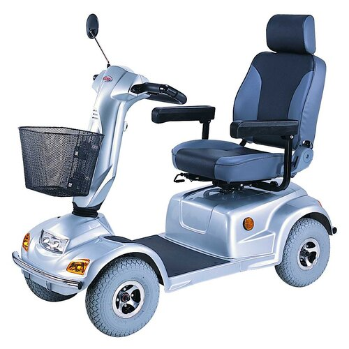 CTM Homecare Product, Inc. Heavy Duty 4 Wheel Scooter
