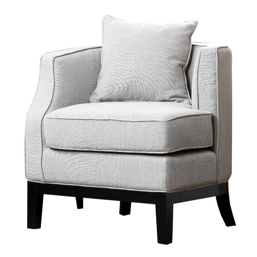 Abbyson Living Corner Chair
