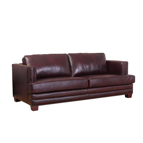 Cassidy Leather Sofa