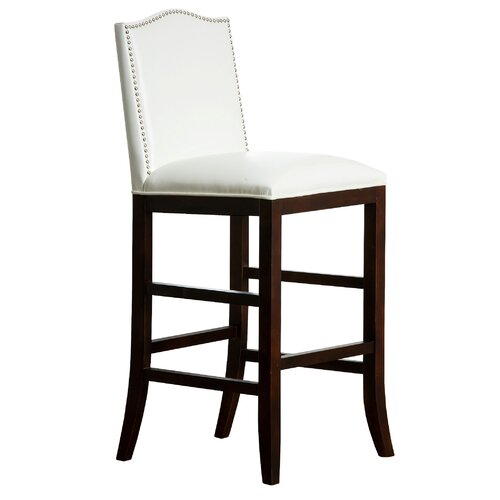 Zina Bar Stool with Cushion