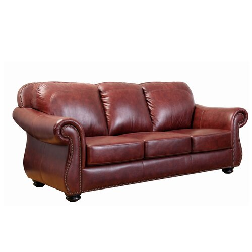 Harbor Premium Leather Sofa