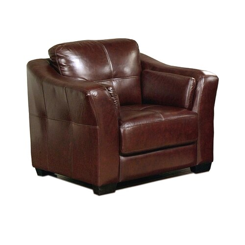 Ashburn Top Grain Leather Chair