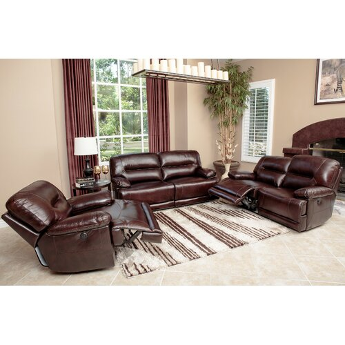 Motion Thor Dual Recliner Living Room Collection Wayfair