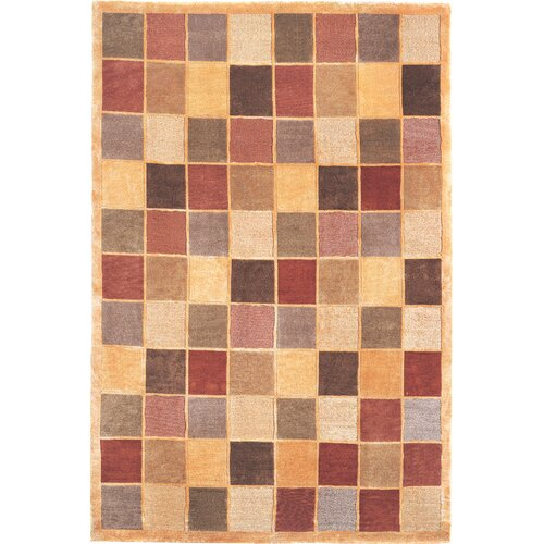 Abbyson Living Oceans of Time Himalayan Sheep Checkered Indoor/Outdoor Rug