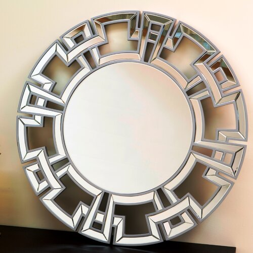 Abbyson Living Zentro Wall Mirror