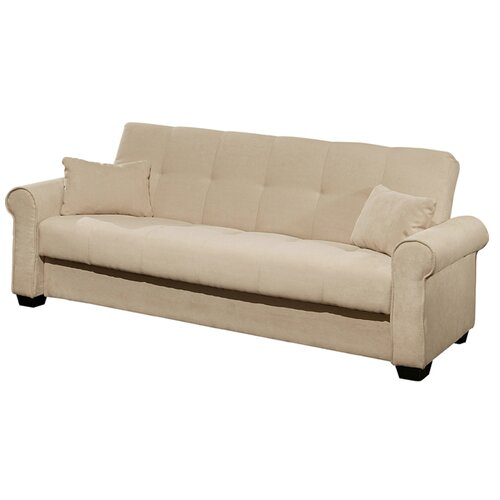 Abbyson Living Brighton Convertible Sofa