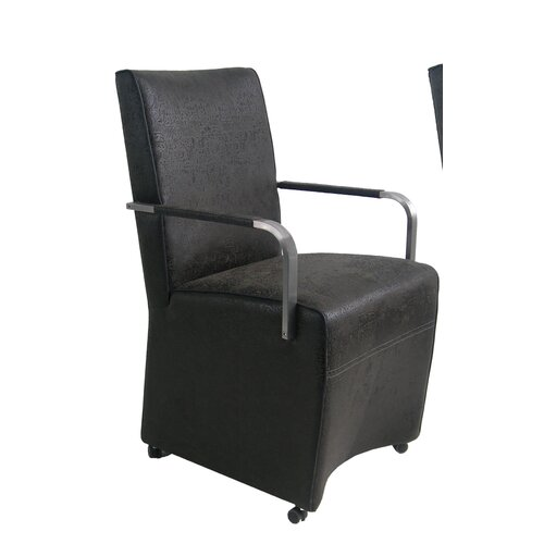 Melzo Fabric Arm Chair