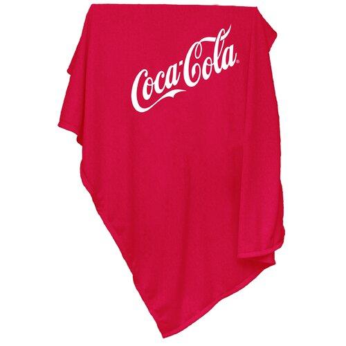 Coca-Cola Sweatshirt Polyester Blanket