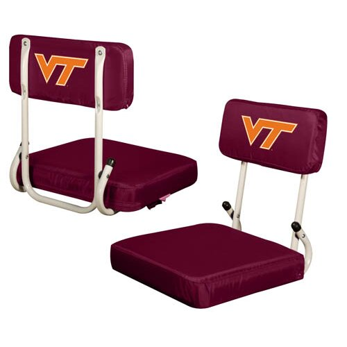 Logo Chairs NCAA Hardback Stadium Seat