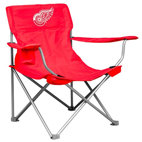 Logo Chairs NHL Canvas Fabric Arm Chair