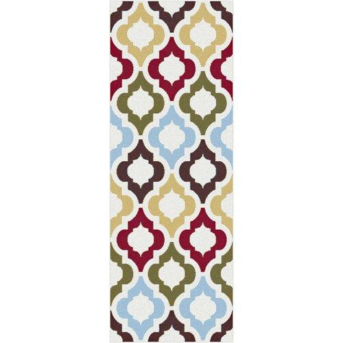 Metro Moroccan Tile Rug