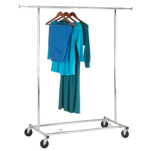 Collapsible Garment Rack