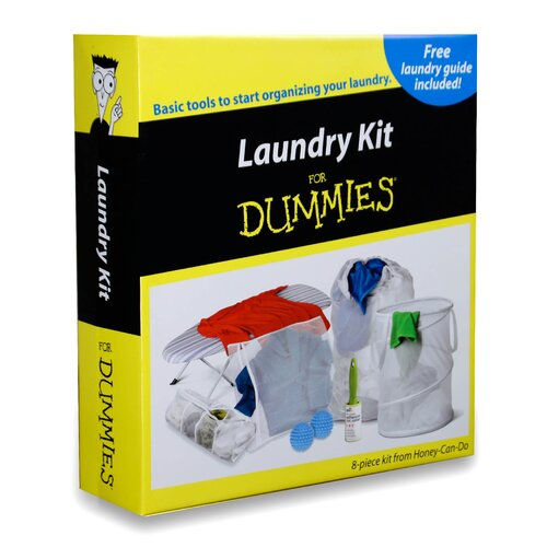 Dummies Laundry Kit