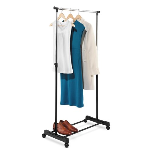 Garment Rack in Black