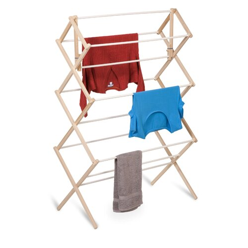 Heavy Duty Accordion Drying Rack
