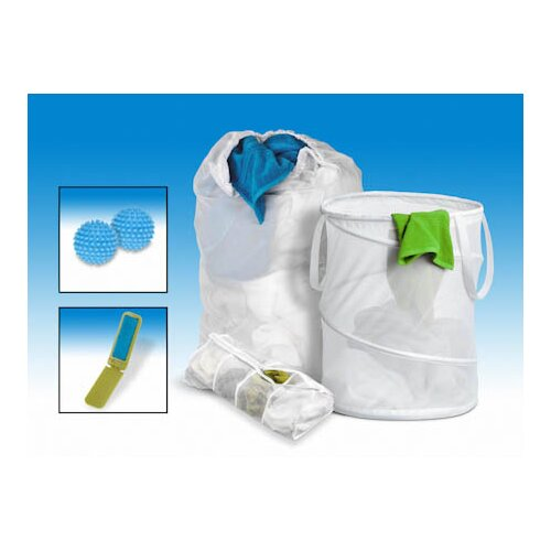 Honey Can Do Basic Laundry Wash Bag for Dummies Kit