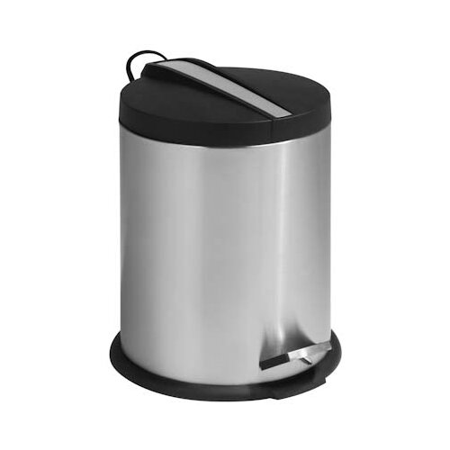 Honey Can Do 1.32-Gal. Round Step Trash Can