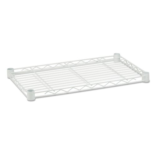 "Honey Can Do 14"" W x 24"" D Steel Shelf"
