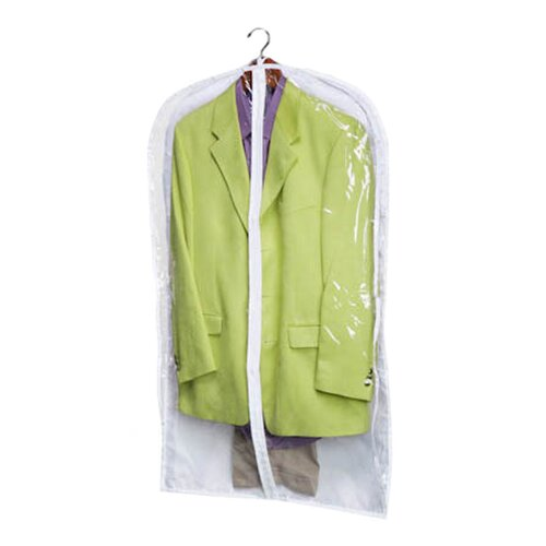 Honey Can Do Suit Garment Cover