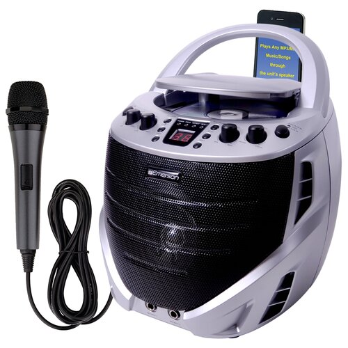 Emerson Karaoke Portable Karaoke CDG Player