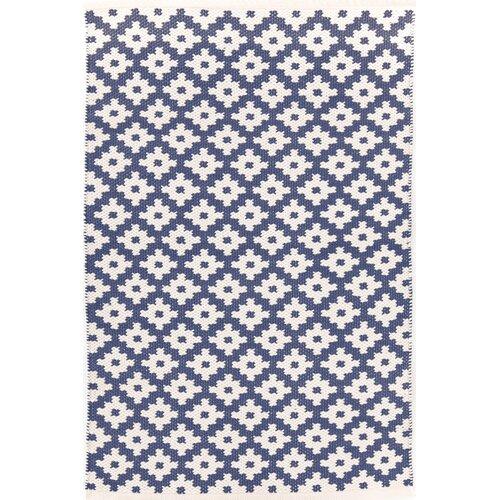 Dash and albert rugs samode denim indoor outdoor area rug for Albert and dash outdoor rugs
