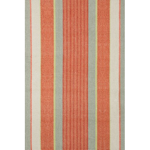 Dash and Albert Rugs Woven Autumn Stripe Rug