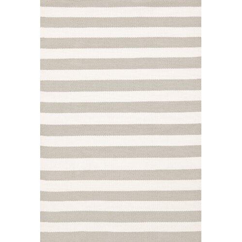 Dash and Albert Rugs Indoor/Outdoor Trimaran Striped Rug