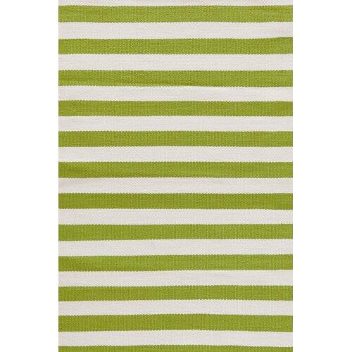 Indoor/Outdoor Trimaran Striped Rug