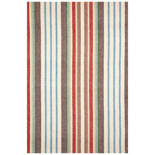 Dash and Albert Rugs Woven Ranch Stripe Rug