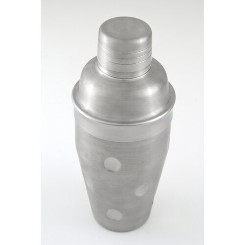 Fox Run Craftsmen Dimpled Cocktail Shaker