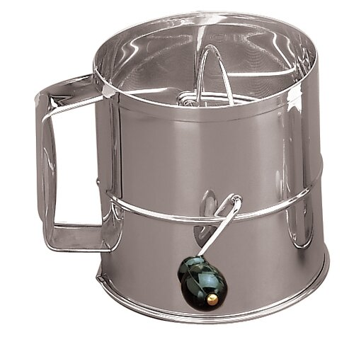 Fox Run Craftsmen Eight Cup Flour Sifter