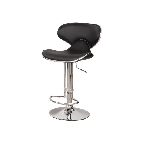Hazelwood Home Swivel Bar Stool