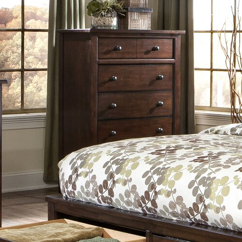 Imagio Home by Intercon Justine 5 Drawer Chest