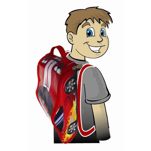 ZipBin Full Throttle™ Street Racer Bring Along Backpack