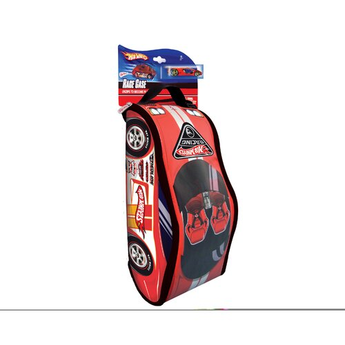 Hot Wheels Racer Backpack with Car