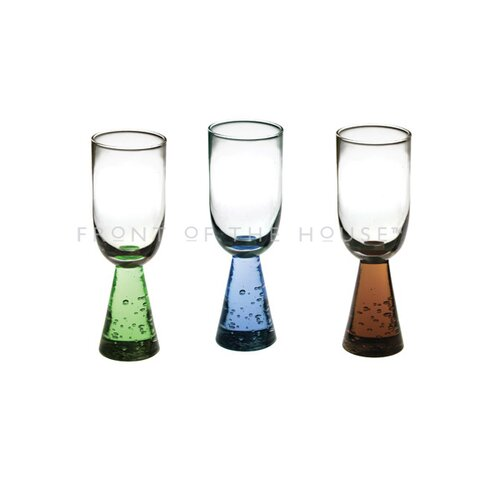 Sampler Mini Flute Cordial Glass