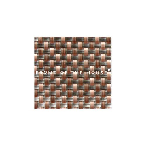 Front Of The House Metroweave Basketweave Placemat