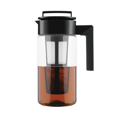 Takeya 32 Oz Iced Tea Maker (Airtight Pitcher with Removable Tea Infuser)