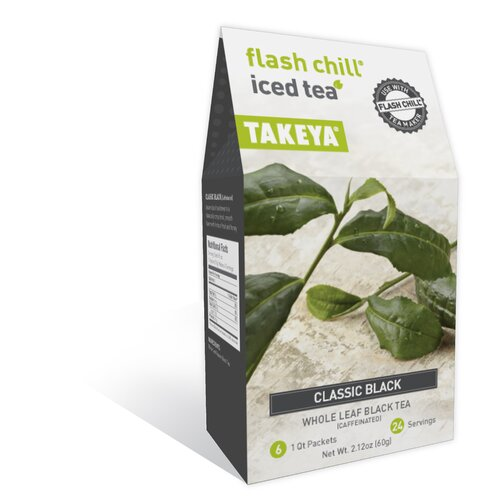 Takeya Classic Black Whole Leaf Iced Tea Blend
